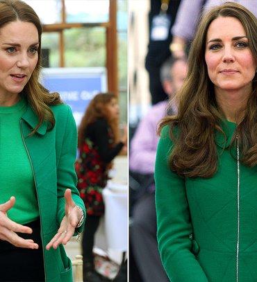 Кейт Міддлтон змінила звичну зачіску: її прокоментували стилісти