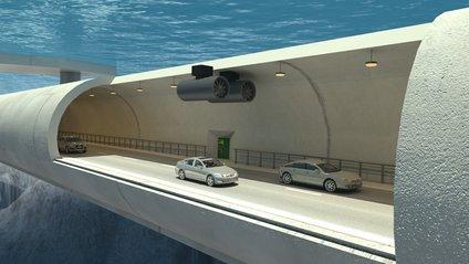 Норвегія може звести перший підводний тунель у світі - фото 1