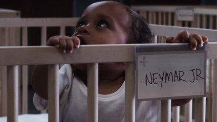 Боббі Каннавале надихає маленького Неймара - фото 1