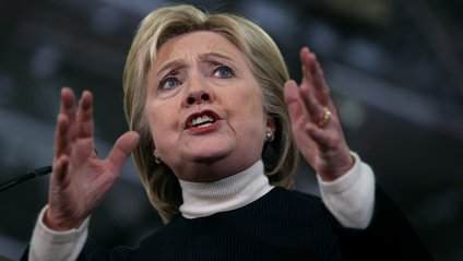 Клінтон запевнила, що російські спецслужби зламали мережі Демократичної партії - фото 1