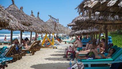 Пляж Куа Дай у в'єтнамському місті Хойан - фото 1