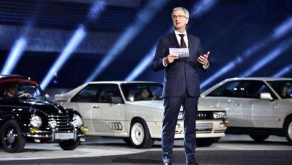 Audi обіцяє випустити три електромобілі до 2020 року - фото 1