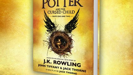 Нова книга про Гаррі Поттера вийде опівночі 31 липня - фото 1