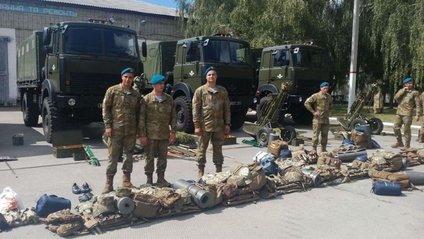 Українські десантники обміняються досвідом з іноземними колегами - фото 1