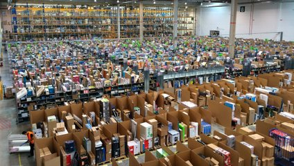 Amazon збільшив чистий прибуток упонад 40разів - фото 1
