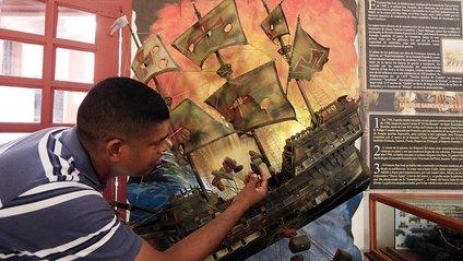 На затонулому кораблі знаходяться скарби іспанського короля - фото 1
