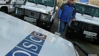 Представники місії ОБСЄ в Донбасі - фото 1