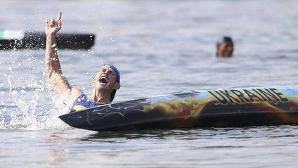 Юрій Чебан неочікувано виграв фінал у веслуванні на каное - фото 1