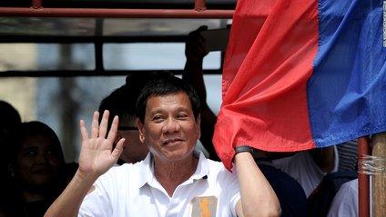 Президент Філіппін погрожує виходом із ООН - фото 1