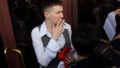 Савченко розповіла, що дозволяє собі під час голодування - фото 1
