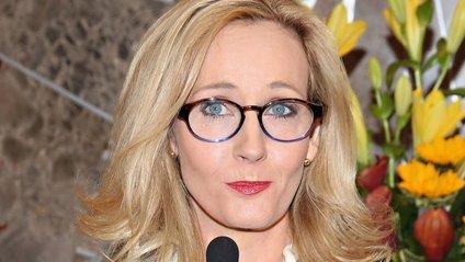 J.K. Rowling - фото 1