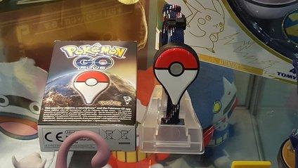 Pokemon GO Plus - фото 1