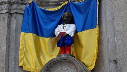 """У Брюсселі """"пісяючий хлопчик"""" одягнеться у київського князя - фото 1"""