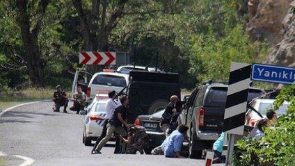 Напад на кортеж турецького опозиціонера - фото 1