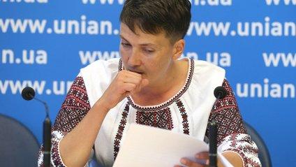 Савченко вимагає визволення українських заручників - фото 1