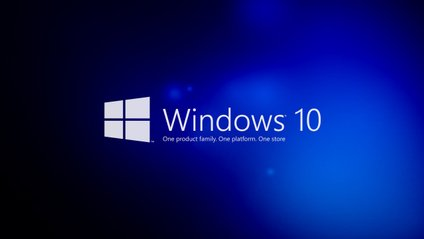 Windows 10 - фото 1