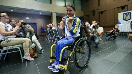 Презентація нової форми для українських паралімпійців - фото 1