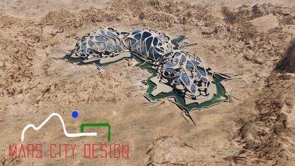 На Землі побудують марсіанську колонію - фото 1