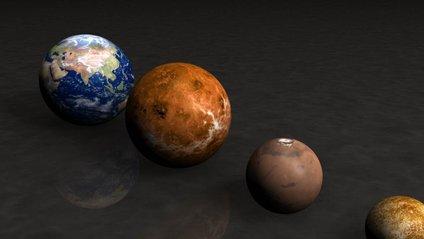 Показали відео, де порівнюють розміри зірок та планет - фото 1