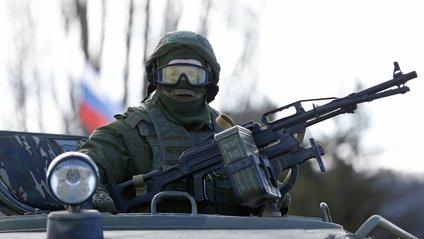 Військовий РФ - фото 1
