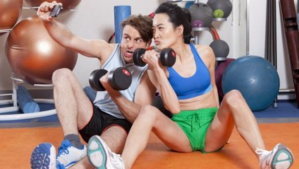 Вчені визначили, що означають селфі у спортзалі - фото 1