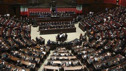 """Парламент вважає неможливим зняття санкцій з РФ до повного виконання """"Мінських угод"""" - фото 1"""