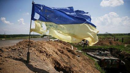На Донбасі вбили волонтера - фото 1
