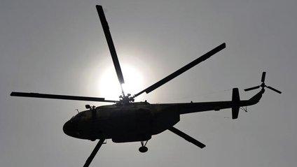 У Чехії внаслідок аварії вертольота загинули 2 осіб - фото 1