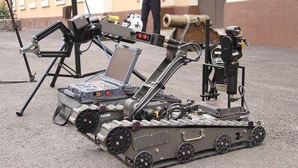 У МВС анонсували закупівлю роботів-саперів - фото 1