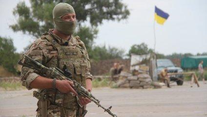 Воїни АТО привітали українців з Днем Незалежності - фото 1