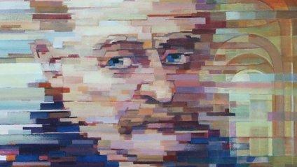 Портрет Івана Франка (автор – Володимир Слєпченко) - фото 1