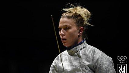 Ольга Харлан - чвертьфіналістка турніру з фехтування на шаблях на Олімпійських іграх-2016! - фото 1
