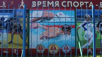 Дизайнер полінувався знайти фото російського плавця - фото 1
