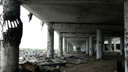 Донецький аеропорт - фото 1