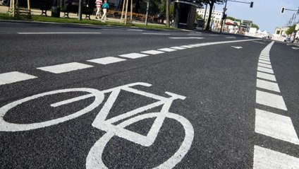 Велодоріжка - фото 1