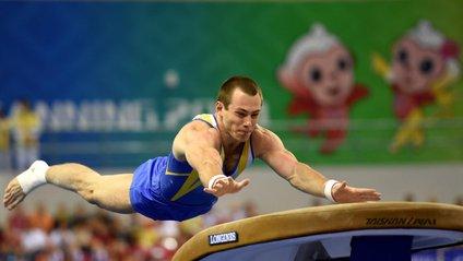 Іменем українця Ігоря Радивилова назвали новий елемент у гімнастиці - фото 1