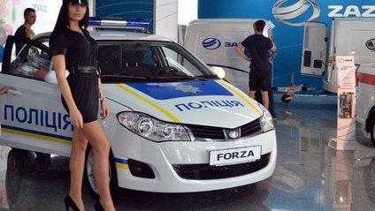 Поліцейські отримають 18 автівок від ZAZ - фото 1