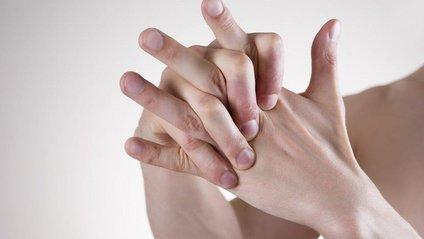Хрустіння пальців - фото 1