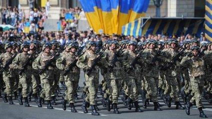 У Києві проходить парад до Дня Незалежності - фото 1