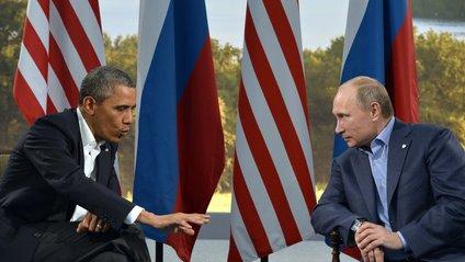 Обама і Путін - фото 1