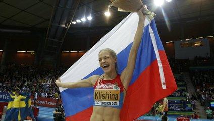 ІААF підтвердила, що Клішина була відсторонена від участі в Олімпіаді-2016 - фото 1