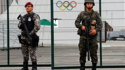 У Ріо пограбували будинок вболівальників з Росії - фото 1