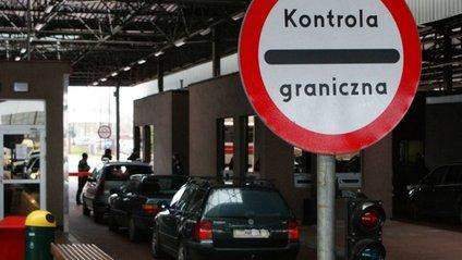 На кордоні з Польщею утворилась величезна черга - фото 1
