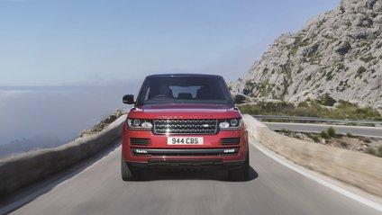 Нова версія Range Rover здатна розганятися від 0 до 96 км/год за 5,1 секунди. - фото 1
