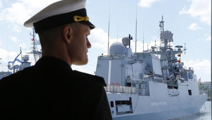 РФ проводить військові навчання в окупованому Криму - фото 1