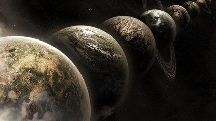 Парад планет - фото 1
