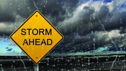 Укргідрометцентр попереджає про триденний шторм - фото 1