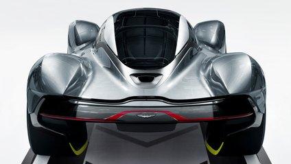 Найдорожчий суперкар сучасності Aston Martin-Red Bull AM-RB 001 - фото 1