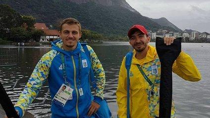 """Україна виборола """"бронзу"""" Олімпіади у веслуванні - фото 1"""
