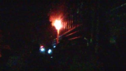 Потяг з пасажирами загорівся на Львівщині - фото 1